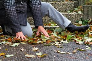 Sidewalk Injury