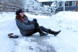 Slip and Fall Accidents on Snow/Ice
